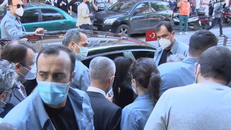 Cumhurbaşkanı Recep Tayyip Erdoğan, Çengelköy'de vatandaşlarla sohbet etti