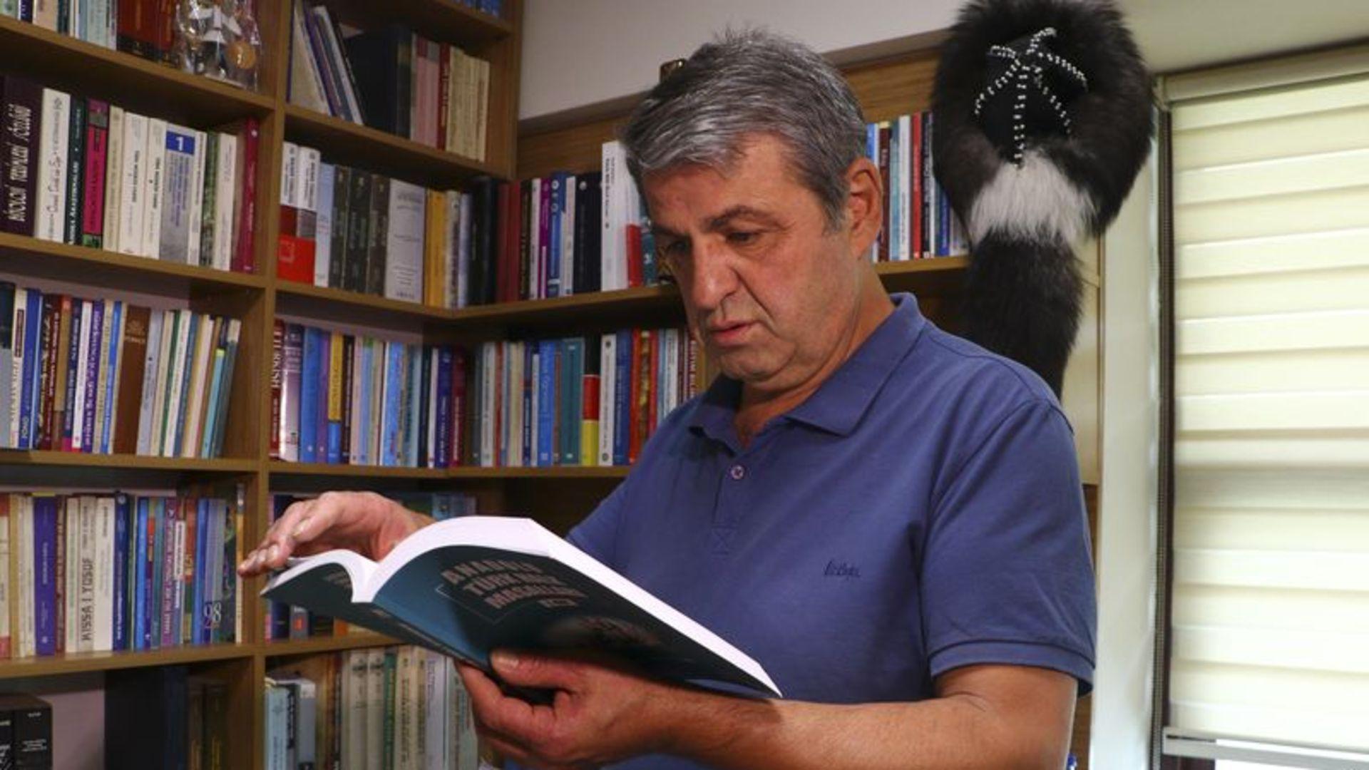 35 yılda 81 ili gezip, Anadolu masallarını kitaplaştırdı