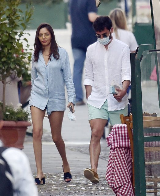 İlkay Gündoğan yeni sevgilisi Sara Arfaoui ile ilk kez görüntülendi - Magazin haberleri