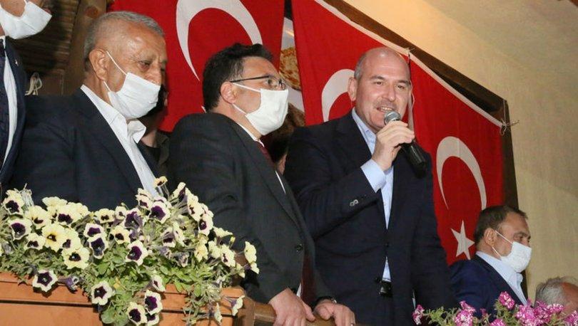 İçişleri Bakanı Süleyman Soylu: Ortadoğu'ya huzuru biz getireceğiz