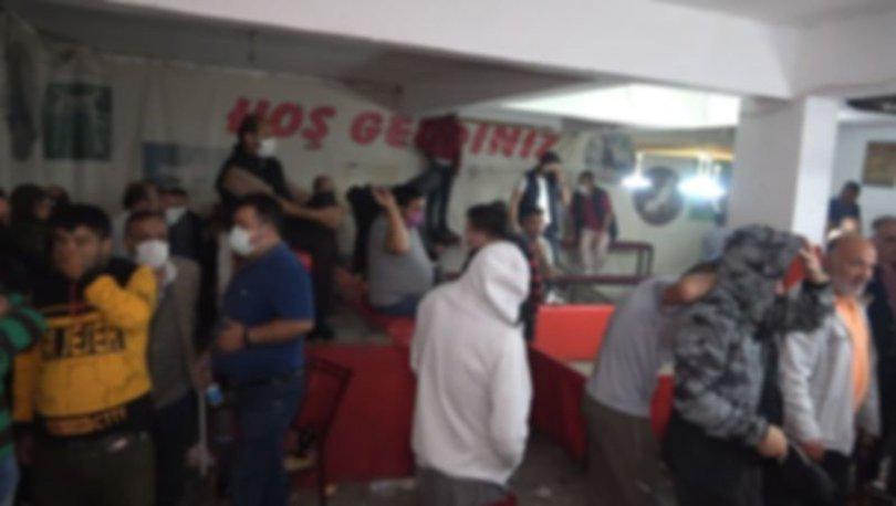 Kırıkkale'de horoz dövüştüren ve kısıtlamayı ihlal eden 69 kişiye 431 bin 250 lira ceza