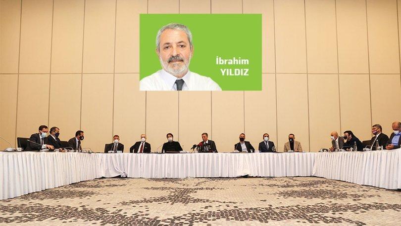 İbrahim Yıldız yazdı: Kulüpler Birliği 4 konuyu masaya yatırıyor