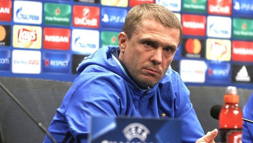 Sergiy Rebrov'un menajeri konuştu: Sekiz kulüpten teklif var