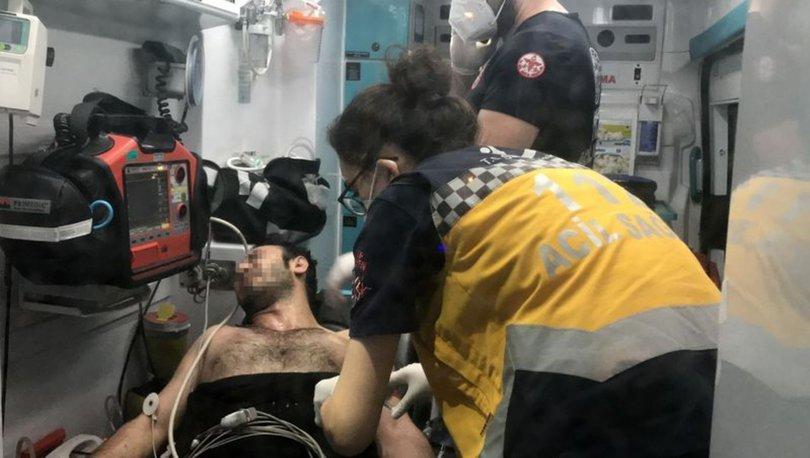 SON DAKİKA: 'Torbacı' dehşeti! Silahla vurdu - Haberler