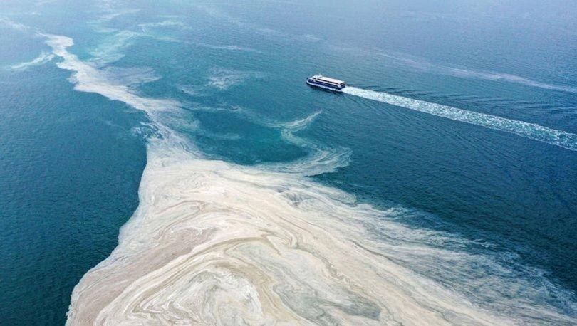 DENİZ SALYASI DÜNYA BASININDA! Son dakika: Marmara Denizi'ndeki müsilaj tehlikesi! - Haberler