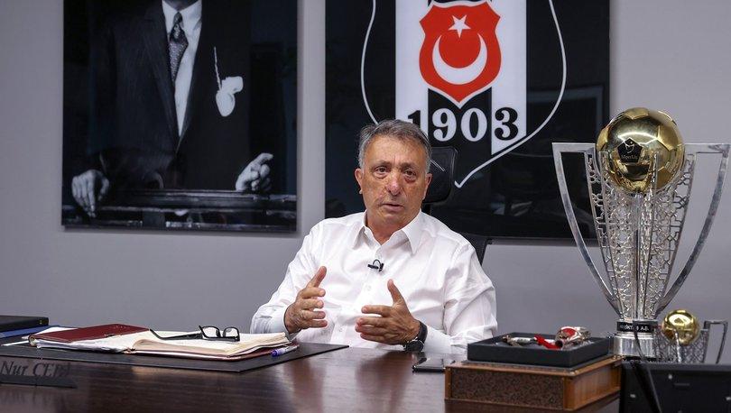 Ahmet Nur Çebi, Beşiktaş'ın şampiyonluğu anlattı