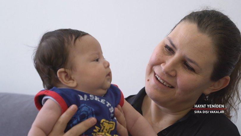 'Mucize bebek' hayata tutundu - Haberler