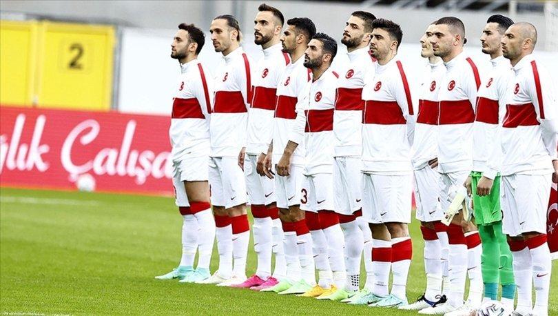 EURO 2020'de A Milli Takım futbolcularının formalarında taşıyacakları isimler ve numaralar açıklandı