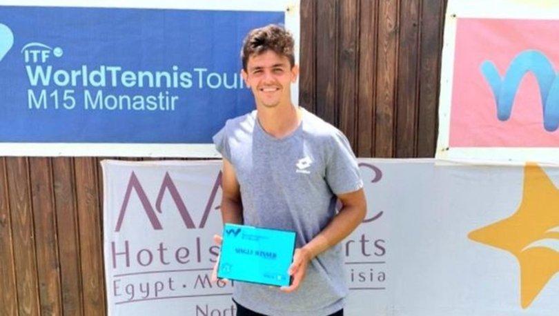 Milli tenisçi Yankı Erel, Tunus'ta şampiyon oldu