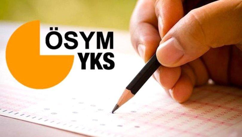 YKS sınav yerleri açıklandı mı? 2021 YKS giriş belgesi ne zaman açıklanacak?