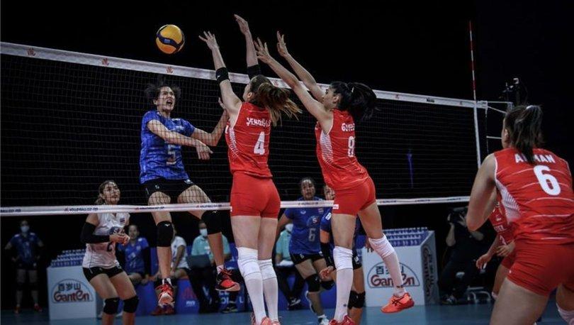 Türkiye: 3 - Tayland: 1