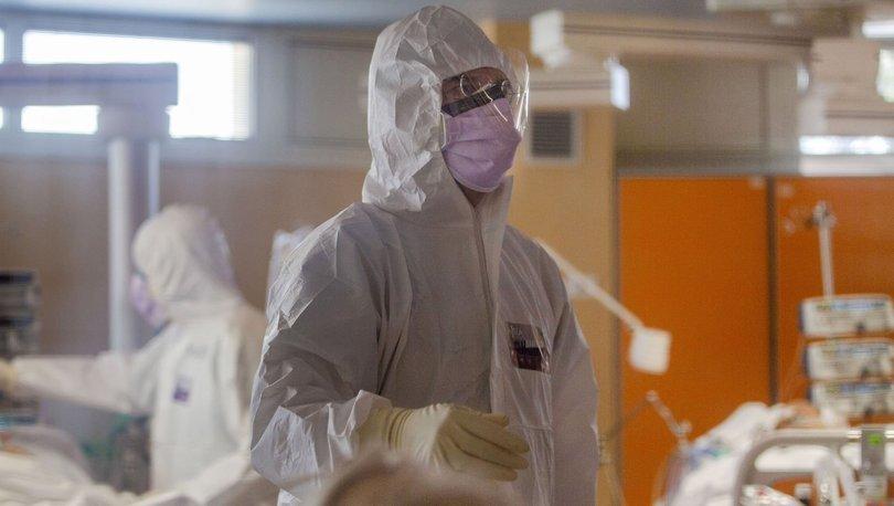 Son dakika... Koronavirüs salgınında yeni vaka sayısı 5 bin 386