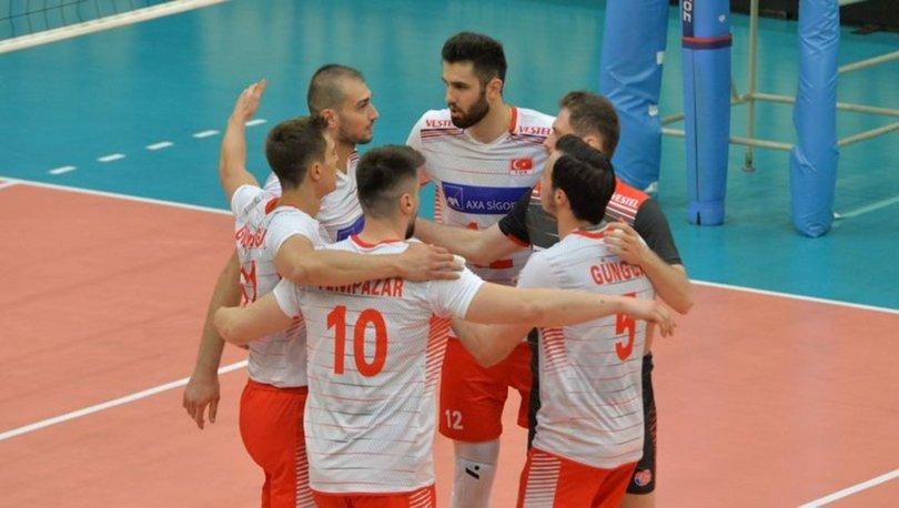 Çekya: 1 - Türkiye: 3 MAÇ SONUCU