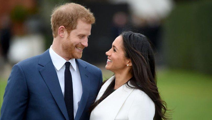 Prens Harry ile Meghan Markle çiftinin kızları ABD'de dünyaya geldi