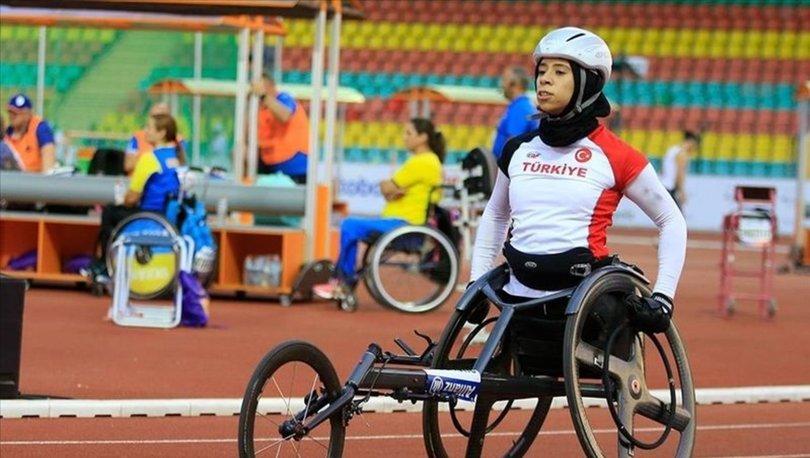 Türk sporculardan Para Atletizm Avrupa Şampiyonası'nda 21 madalya