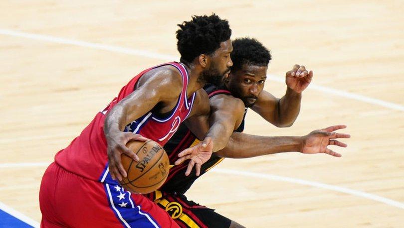 NBAde 76ersı yenen Hawks, konferans yarı finaline galibiyetle başladı