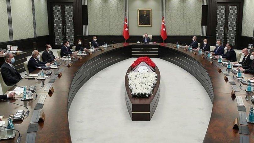 Kabine Toplantısı ne zaman? Kabine erkene alındı! Yasaklar ne zaman kalkacak? İşte detaylar