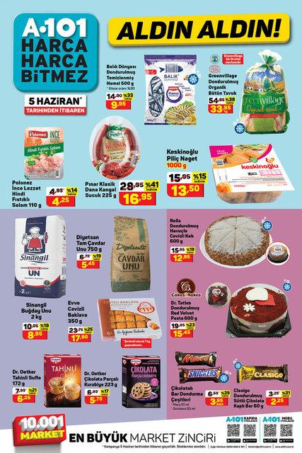 A101 BİM aktüel ürünler kataloğu! A101 BİM 8-10 Haziran aktüel kataloğu! Tüm liste yayında