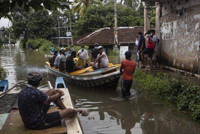 SON DAKİKA: Sri Lanka'da sel felaketi: Ölü sayısı 14'e çıktı! - Haberler