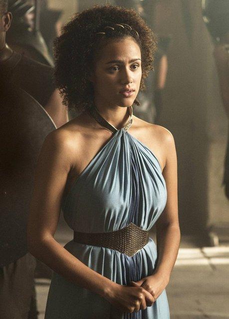 Game of Thrones'un yıldızı Nathalie Emmanuel: Çıplaklık her proje için geçerli değil!