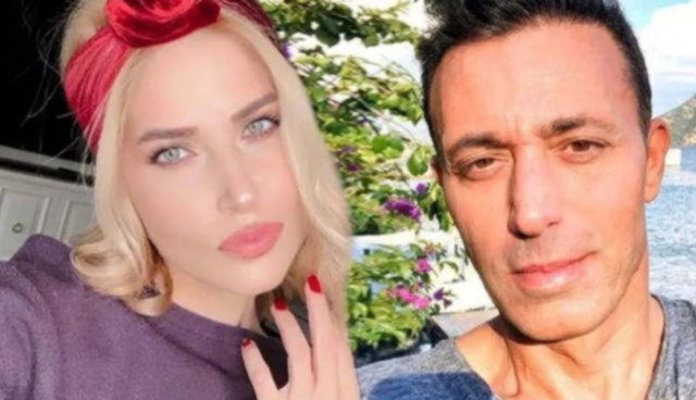 Mustafa Sandal'dan Melis Sütşurup'a: İyi ki doğdun canım sevgilim - Magazin haberleri