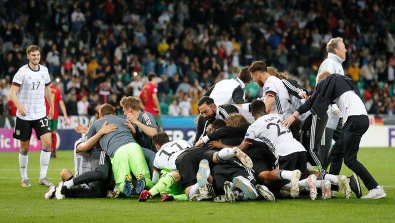 Almanya: 1 - Portekiz: 0 MAÇ SONUCU