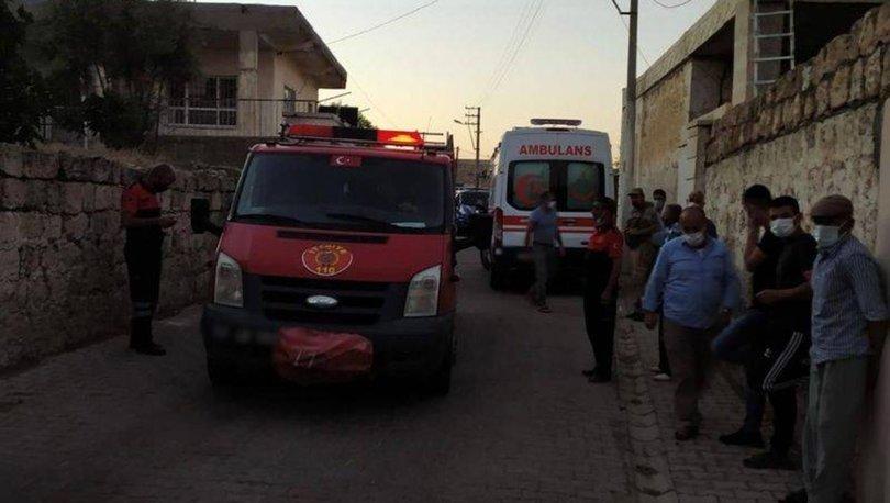 Mardin'de bir kişi evinde ölü bulundu