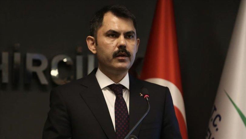 Bakan Kurum'dan Eylem Planı paylaşımı: Marmara hepimizin
