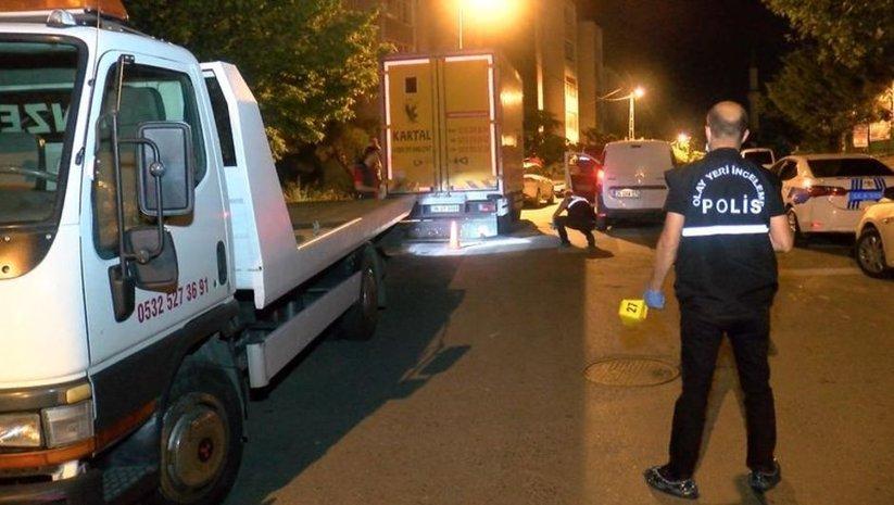 Maltepe'de kalaşnikoflu çatışma: 1'i ağır, 2 yaralı