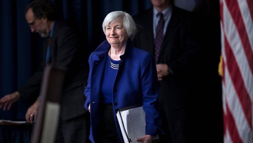 Yellen'den 'harcama planı' açıklaması