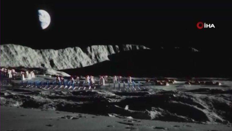 SON DAKİKA: Avrupa Uzay Ajansı paylaştı: Ay'daki ilk koloniler böyle görülecek! - Haberler