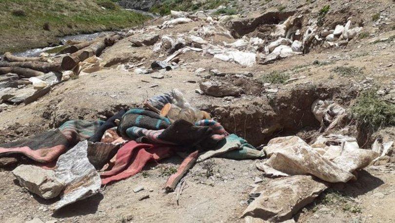 VEFA'YA SALDIRMIŞTI! Son dakika: Gri kategorideki terörist öldürüldü