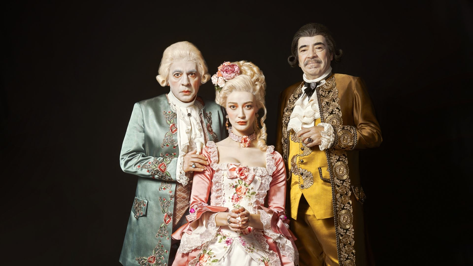 'Amadeus'un biletleri 3 günde tükendi