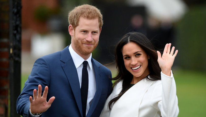 SON DAKİKA: Buckingham Sarayı'ndan Prens Harry ile Meghan Markle'a tebrik - Haberler