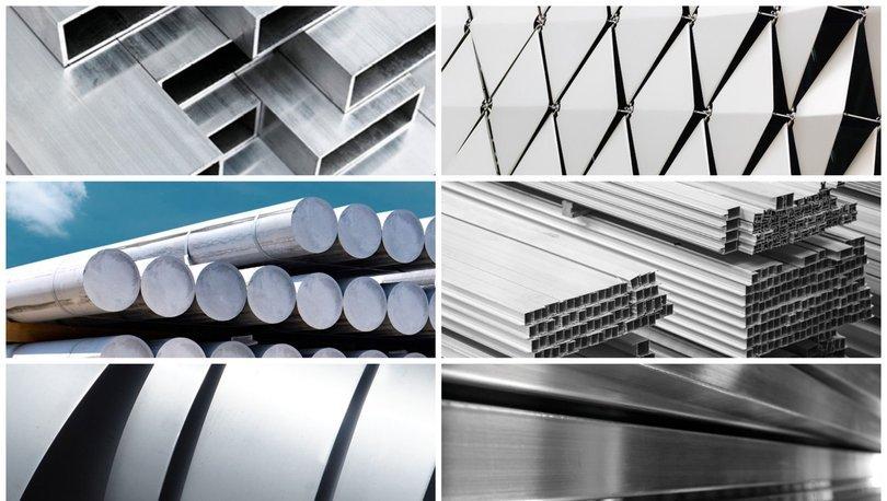 Alüminyum sektöründen 5 ayda 1,7 milyar dolarlık ihracat