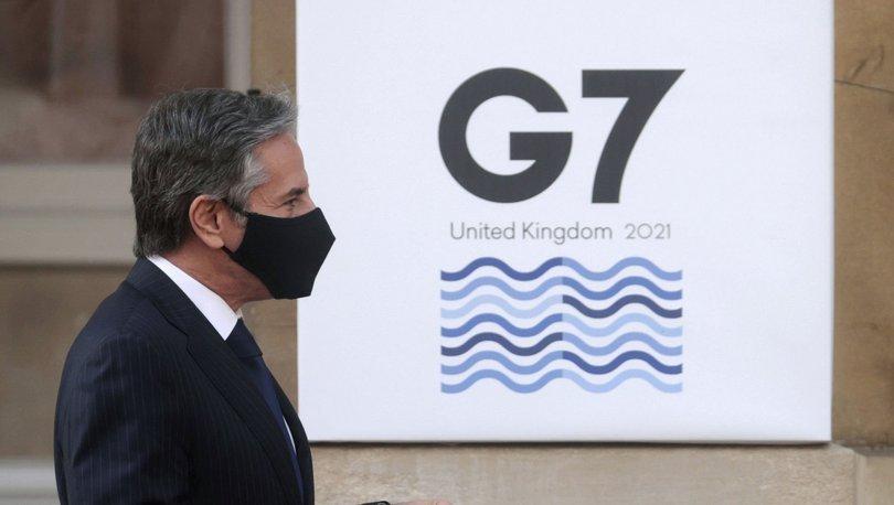 G7 yapılacaklar listesi