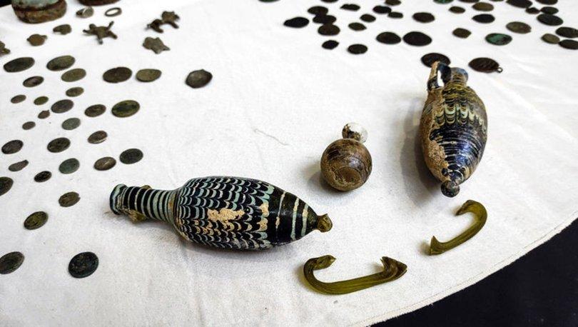 İstanbul'da 415 tarihi eser ele geçirildi