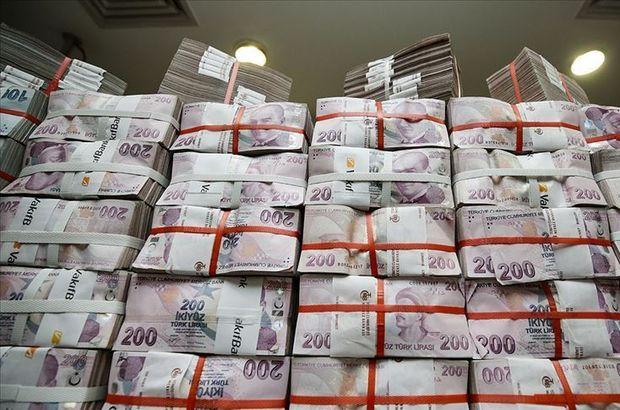 Hazine 8.7 milyar lira borçlandı