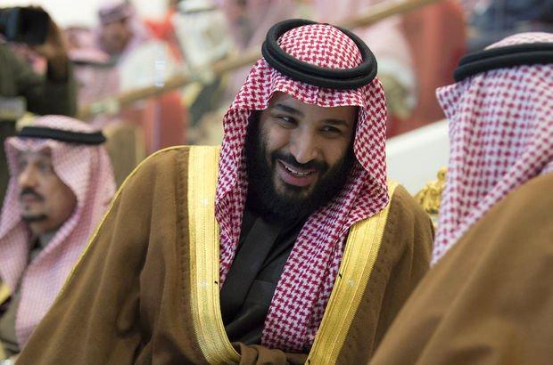 Suudi Arabistan Veliahtı, İngiltere Dışişleri Bakanı ile görüştü