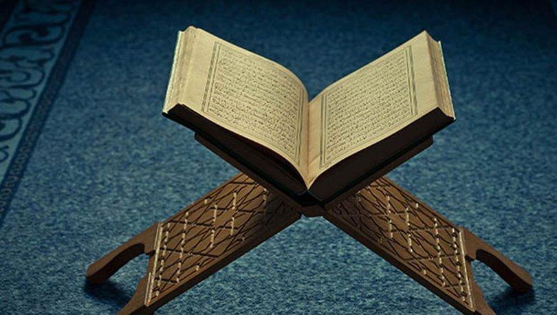 Secde Suresi fazileti nedir? Secde Suresi oku - Secde Suresi Arapça ve Türkçe okunuşu, meali (Diyanet)