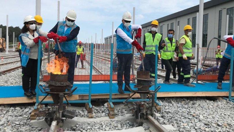 Ulaştırma ve Altyapı Bakanlığı'nın İstanbul'daki 7 metro hattı 2023te tamamlanmış olacak