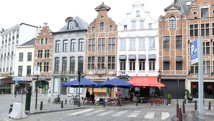 Belçika'nın başkenti Brüksel'de açık havada maske takma zorunluluğu kalkıyor