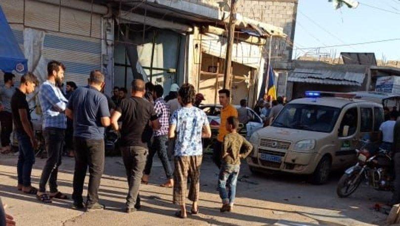 Suriye sınırında hain saldırı: 1 ölü, 8 yaralı - Haberler