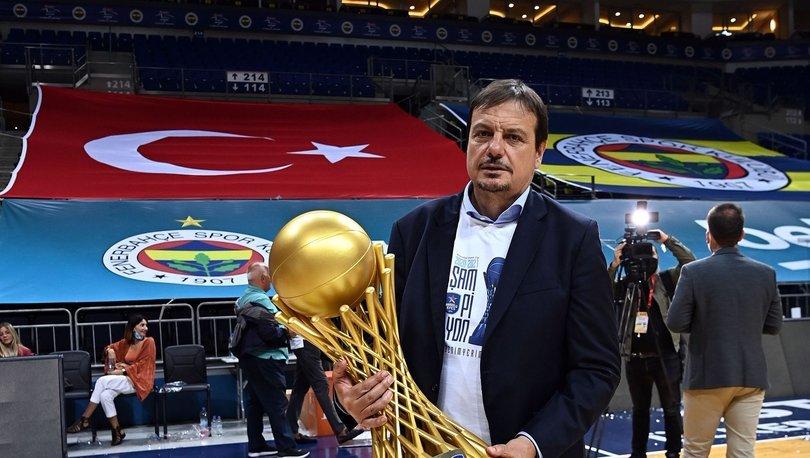 Anadolu Efes'te şampiyonluk coşkusu:
