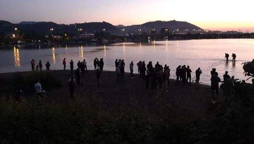 Giresun'da denize giren 2 gençten biri boğuldu, diğeri kayıp