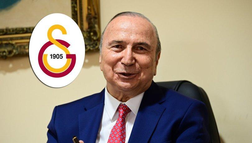 Galatasaray Başkan Adayı İbrahim Özdemir, Habertürk'e konuştu