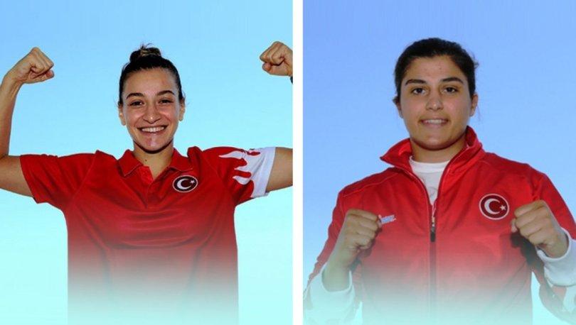 Milli boksörler Buse Naz Çakıroğlu ile Busenaz Sürmeneli Fransa'da finale yükseldi