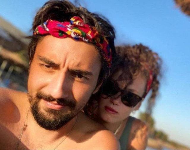 Umut Evirgen-Melisa Şenolsun çifti, Bodrum'da - Magazin haberleri
