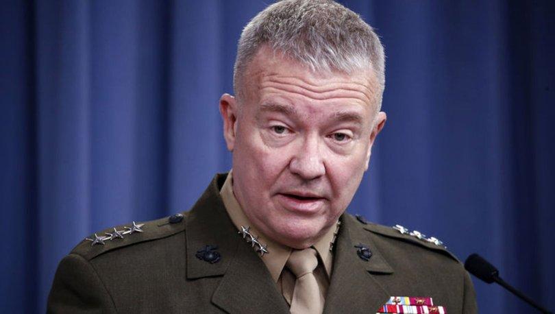 ABD Merkez Kuvvetler Komutanı McKenzie: Afganistan'dan çekilme sürecinin yarısını tamamladık