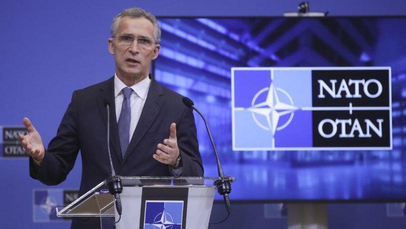 ABD Başkanı Biden ile görüşen NATO Genel Sekreteri Stoltenberg'den Çin açıklaması